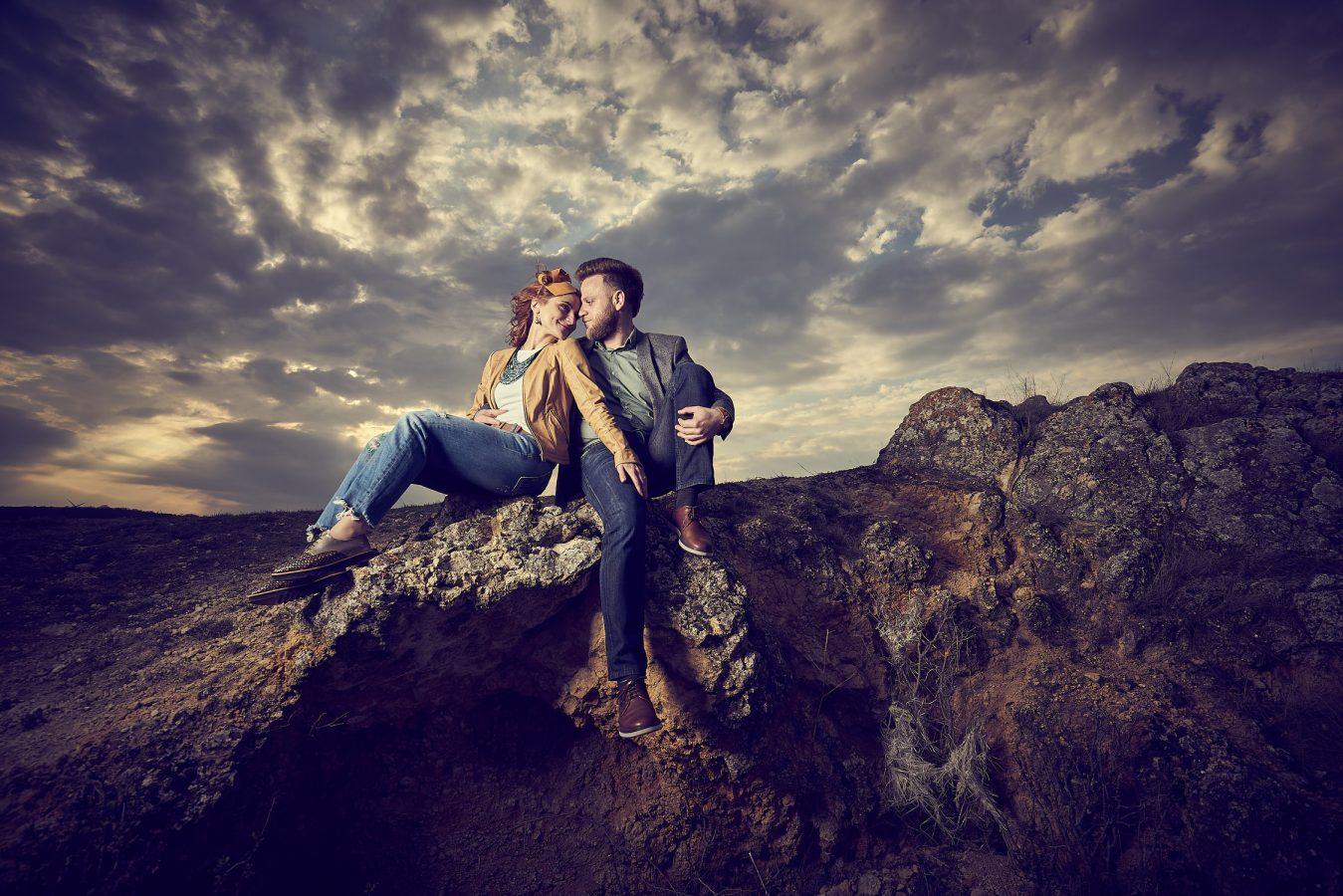 Couples Photography by Alin Popescu - Jönköping couples photographer